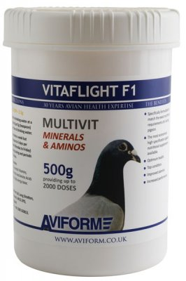 Aviform Vitaflight F1 Multivit 500g