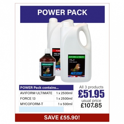 Aviform '2018 Power Pack' Offer - 3 Products