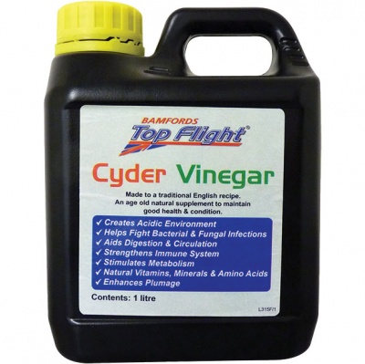 Top Flight Cyder Vinegar