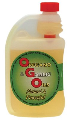 Gem Oregano and Garlic Oils 500ml