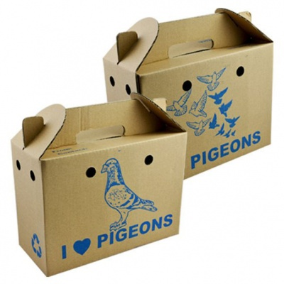 Pigeon Carry/Auction/Transport Box