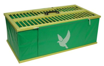 Collapsible Pigeon Training Basket by ''Natural''