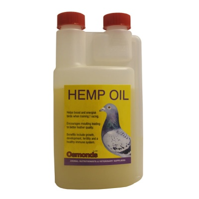 Osmonds Hemp Oil 250ml
