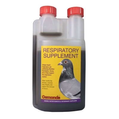 Osmonds Respiratory Supplement 500ml - OUT OF DATE