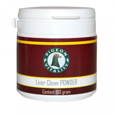 Pigeon-Vitality Liver Clean Powder 100g