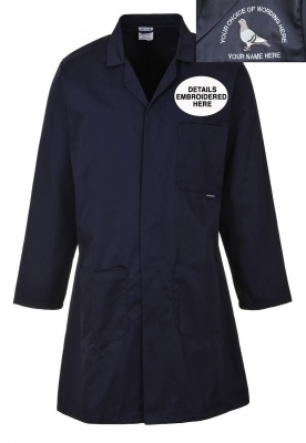 Portwest Embroidered Loft Coat