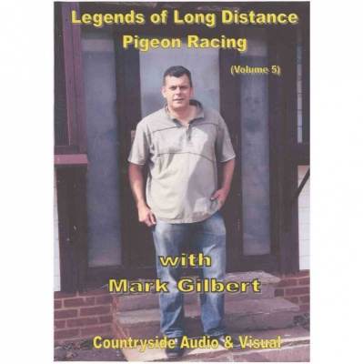 Mark Gilbert - Legends of Pigeon Racing