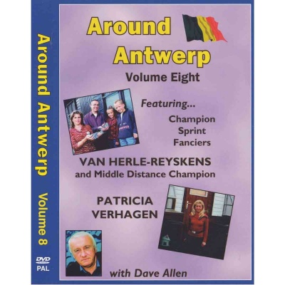Around Antwerp - Volume 8