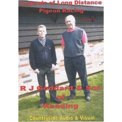 R & J Goddard & Son of Reading - Legends of Pigeon Racing