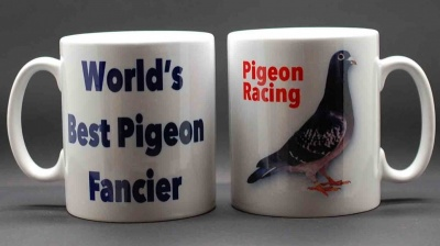 MUG - World's Best Pigeon Fancier / Pigeon