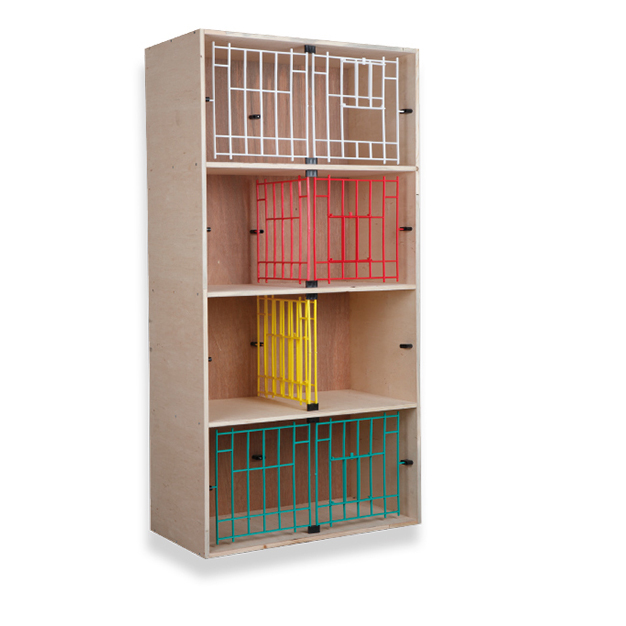 Nestboxes Set Of 4 With Plastic Fronts Pigeons Co Uk