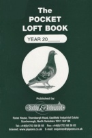 The Pocket Loft Book for Pigeons