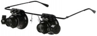 Double 20x Eyesign Glasses with Lights