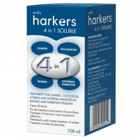 Harkers '4 in 1' Soluble 100ml