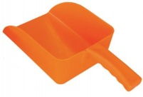 Deluxe Gripped Handle Scoop