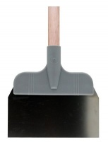 Floor Scraper with Handle and Stainless Steel Blade