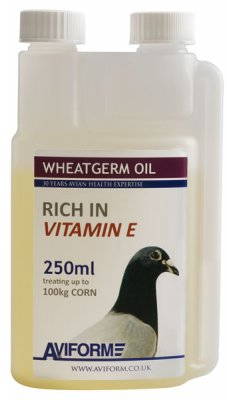 Aviform Wheatgerm Oil (Pure) 250ml Dated 30/04/2019