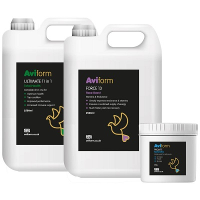 Aviform '2020 Power Pack' Offer - 3 Products