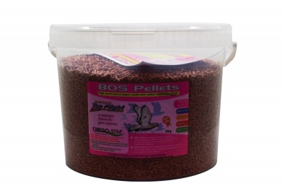 Top Flight BOS Pellets 5kg