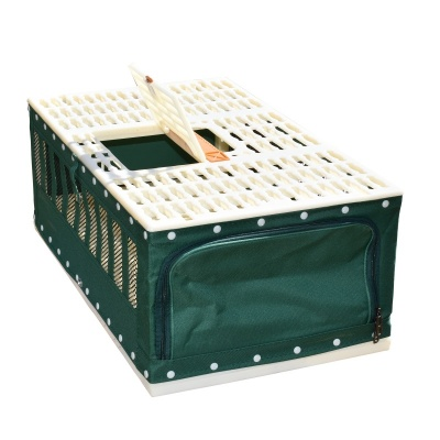 ABS / Canvas Foldable Pigeon Basket