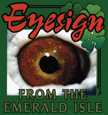 Eyesign: From The Emerald Isles DVD