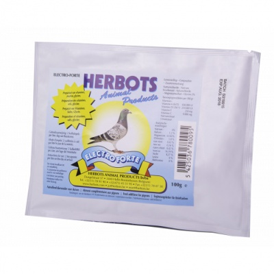 Herbots Electro Forte 100g