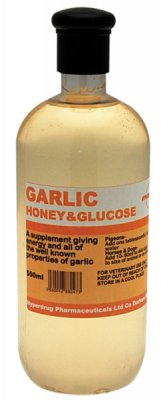 Hyperdrug Garlic Honey and Glucose 500ml