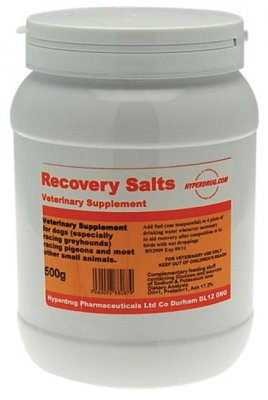 Hyperdrug Recovery Salts 500g
