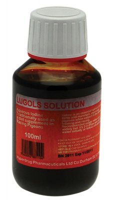 Hyperdrug Lugols (Iodine) Solution 100ml