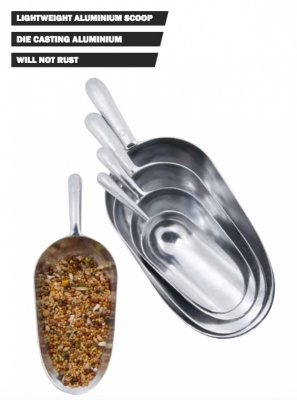 Aluminium Feed Scoop