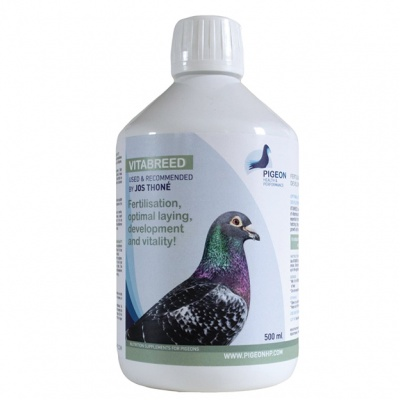 Pigeon HP Vitabreed - Dated 10/2020