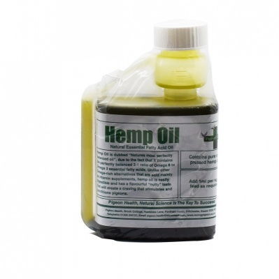 Pigeon Health Hemp Oil 250ml