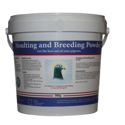 Pigeon-Vitality Moulting & Breeding 700g
