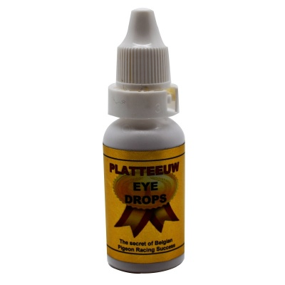 Platteeuw Eye Drops - 150 doses
