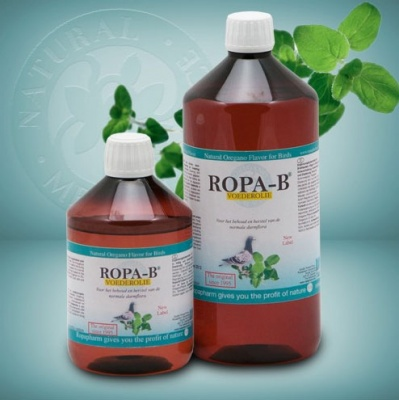 Ropa-B Feeding Oil 2% - Add to feed