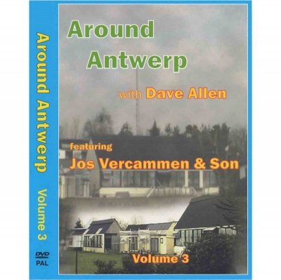 Around Antwerp - Volume 3 DVD