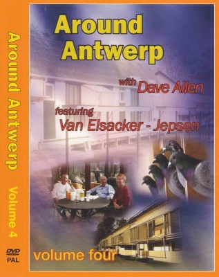 Around Antwerp - Volume 4 DVD