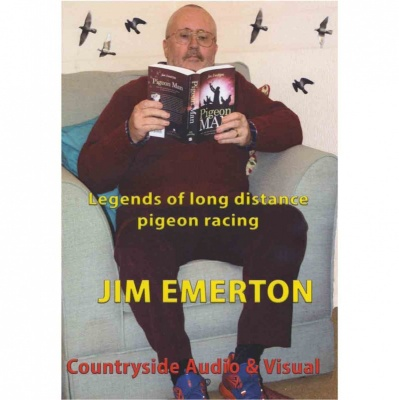 Jim Emerton - Legends of Pigeon Racing