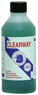 Stock Nutrition Clearway 250ml