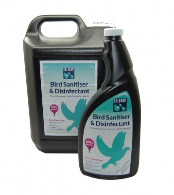 Solosan Sanitiser & Disinfectant 750ml with Spray - OUT OF DATE