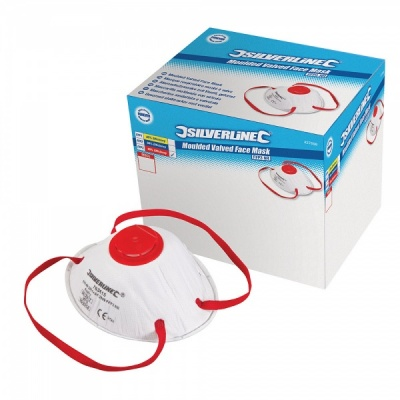 Respirator FFP3 Mask - Box of 10