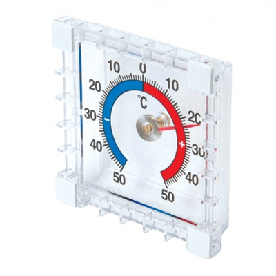 Square Economy Thermometer - SPECIAL PURCHASE