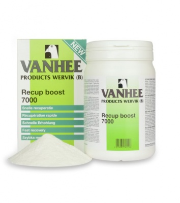 Vanhee Recup Boost 7000 - 500g Dated 02/2019