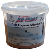 Top Flight Pink Minerals 5kg