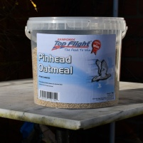Pinhead Oatmeal (tub) 3kg - For making ''Golden Boost''