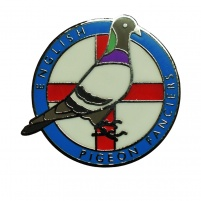 Badge - English Pigeon Fancier