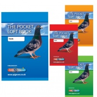 The Pocket Loft Stud Book for Pigeons