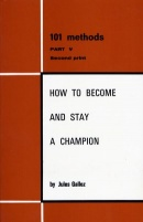 How to Become & Stay a [Pigeon] Champion