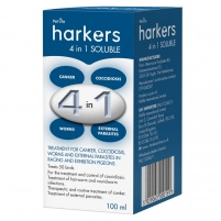 Harkers 4 in 1 Soluble 100ml