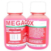 Hyperdrug MegaCox Coccidiosis Treatment 100ml
